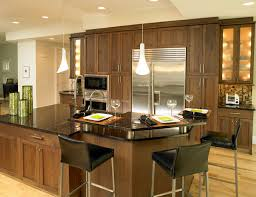 walnut kitchen ideas walnut kitchen contemporary kitchen by e3 cabinets