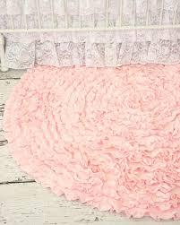baby pink rug for nursery 7082