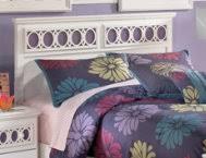 zayley twin bookcase bed art van furniture
