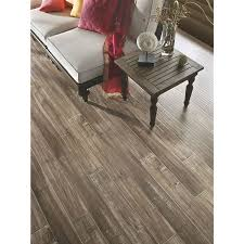 Lowes Com Laminate Flooring Shop Armstrong 12mm Specialty 5 31 In W X 3 95 Ft L Mystic Walnut