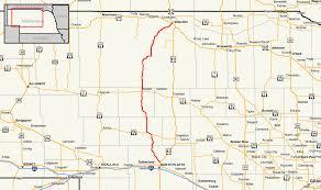 Lincoln Ne Map Nebraska Highway 97 Wikipedia