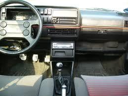 Golf Gti Mk2 Interior Vendido U003e U003e Vendo Golf Gti Mkii 1986