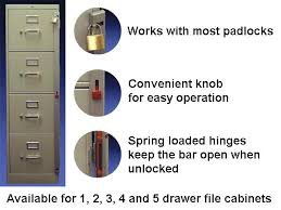 file cabinet lock bar file cabinet lock bars philadelphia security products inc