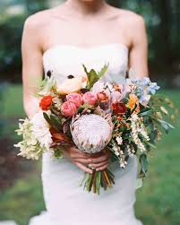 wedding flowers lewis summer wedding bouquets that embrace the season martha stewart