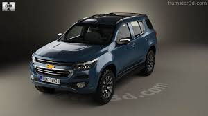 chevrolet trailblazer 2016 360 view of chevrolet trailblazer 2016 3d model hum3d store