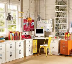 retro home office desk home office storage ideas view in gallery vibrant retro home office