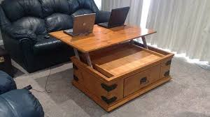 coffee tables that turn into tables hack your coffee table to add a lift up top lifehacker australia