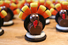 thanksgiving oreo turkey cookies recipe the wife of a dairyman churned in cali oreo turkey treats
