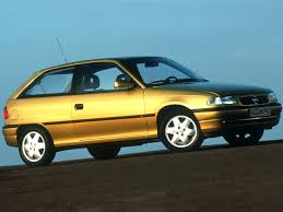 opel astra 3 doors specs 1994 1995 1996 1997 1998