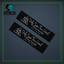 Create Your Own Clothing Labels Online Compare Prices On Customized Fabric Label Online Shopping Buy Low
