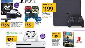 black friday 2017 ps4 xbox one and switch deals