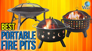 Portable Fire Pit Walmart 8 Best Portable Fire Pits 2017 Youtube