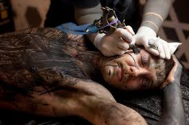 tattoo pain explanation meet the collective of tattoo artists concerned with pain not aesthetic