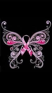 fibromyalgia butterfly design wallpaper by artist unknown