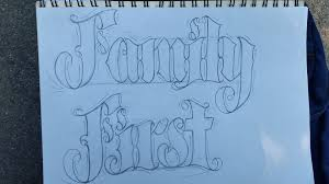 family first tattoo design sketch pictures to pin on pinterest