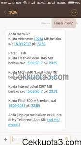 cek kuota telkomsel 30gb 4 cara cek kuota telkomsel yang paling mudah dan cepat cek kuota 3