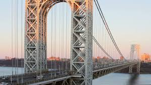 Washington travel irons images Vehicles travel on the george washington bridge between new york resiz
