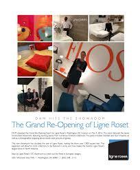 ligne roset expands in dc u2014 district home magazine