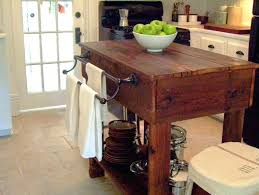 oak kitchen island with seating reclaimed wood kitchen island musicassette co