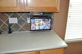 tv in kitchen ideas kitchen tv cabinet design moute