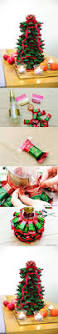 diy candy christmas tree what a cute gift to make to take to a