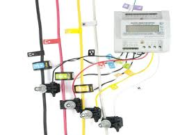 electric meter box wiring diagram and electrical panel wiring