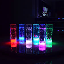colorful highlight led flashing juice glass 400ml led drink cup