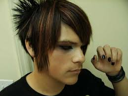 emo hairstyles emo hairstyles for guys cool boy emo haircut styles black hair
