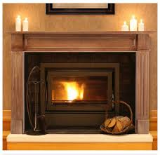 wood fireplace mantels elegant mantel shelves