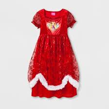 princess toddler nightgowns target