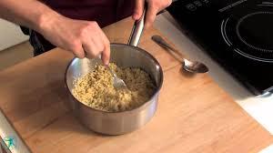 comment cuisiner le quinoa faire cuire du quinoa