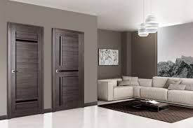 Interior Door Modern Matrix 02 Gray Oak Modern Interior Door