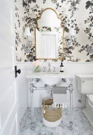 wallpaper bathroom designs 5 tips for a small bathroom studio mcgee small bathroom and
