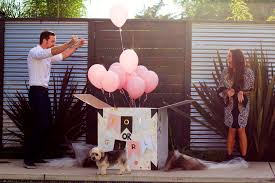 balloons in a box gender reveal 11 unique gender reveal party ideas that will everyone