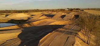 Schaefer Tracks Motocross Track Builders - Backyard motocross track designs