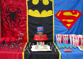 batman party ideas how to host a cool birthday party