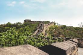 Map Of The Great Wall Of China by Great Wall Of China New7wonders Of The World