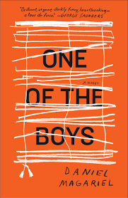one of the boys a novel daniel magariel 9781501156168 amazon