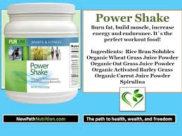 purium power shake purium power shake product review