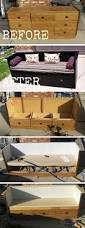 10 amazing diy furniture transformations dresser bench and