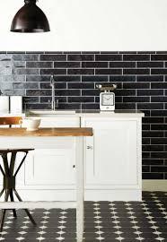 carrelage cuisine damier noir et blanc cuisine carrelage damier noir et blanc galerie et carrelage