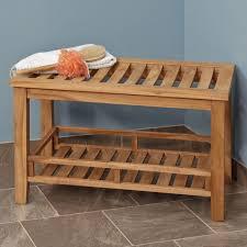 bathroom teak bathroom stool medical shower chair wood shower