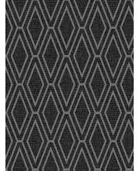 opulent shimmer diamond geometric wallpaper black silver holden