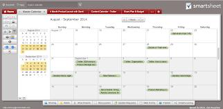 Aa Step 4 Worksheet Tip Create A Calendar Dashboard In 7 Quick Steps Smartsheet