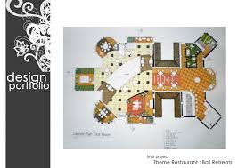 Restaurant Layouts Floor Plans by Theme Restaurant Bali Retreats By Idham Abdullah At Coroflot Com