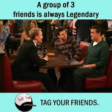 Memes Friends - dopl3r com memes a group of 3 friends is always legendary tag