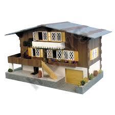 swiss chalet house plans shop plan swiss chalet hobby uk com hobbys