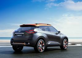 nissan kicks 2017 blue nissan may bring new kicks small crossover to usa
