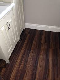 Vinyl Flooring Bathroom 5