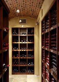 wine rooms unique rustic wine room interior design of woodside